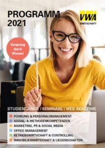 VWA Programm Wirtschaft